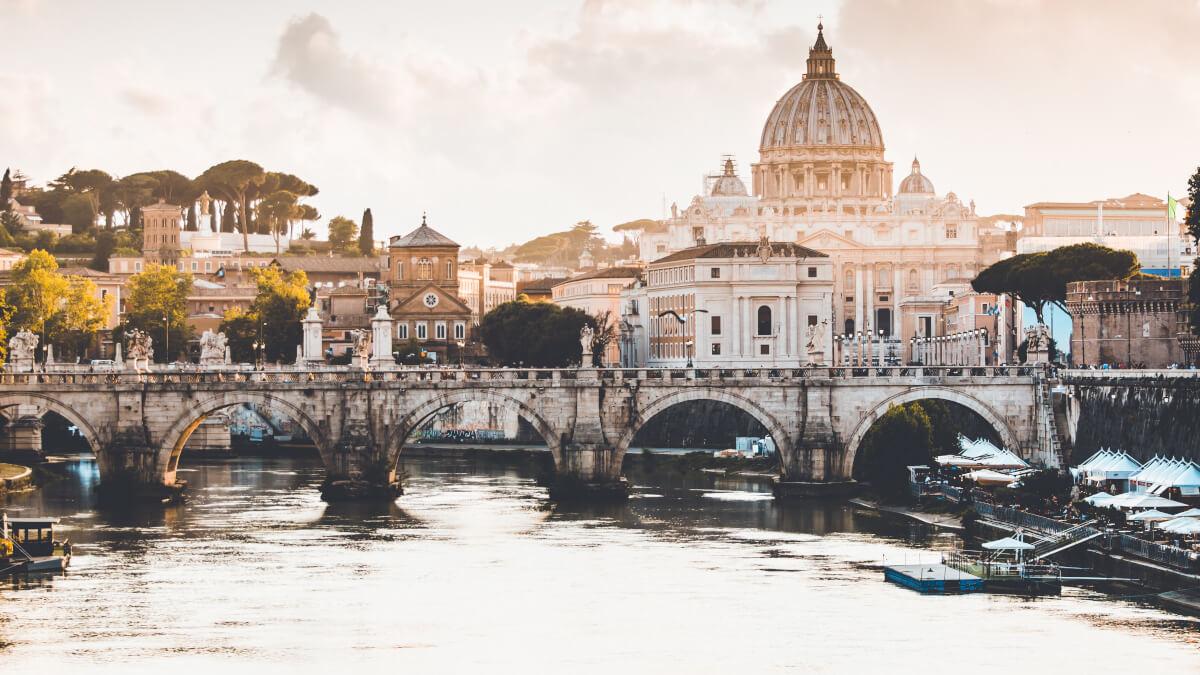 Topp 3 bästa hotellen i Rom